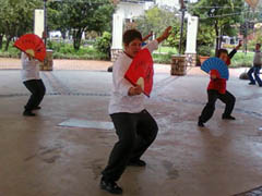World Tai Chi Day 2010 South Africa